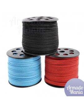 Gamuza Chata De 2.7Mm
